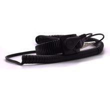 Hot Sale Elastic Adjustable Antistatic double metal Wrist Band Strap KTWS1125