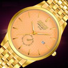 Men's Ultra-thin Tourbillon Titanium Rolexx Plated Gold Roles Watch Casual Fashion G Waterproof Royal Watch