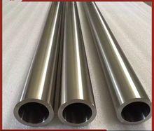 polished asme sb 338 gr2 titanium tube in stock