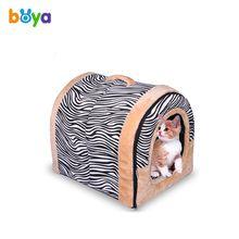 Pet bed dog cat nest