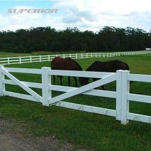 3 Rails Horse Fence