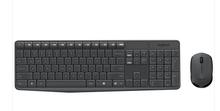 Logitech (Logitech) MK235 wireless keyboard suit wireless mouse, wireless keyboard suit