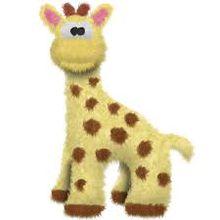 Sika deer toys