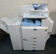 Ricoh MP C4000 Colour Photocopier & Staple Finisher