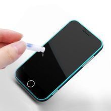 Nano Liquid Screen Protector Better Than Tempered Glass 9H 3D Full Curved Edge Nano Tech Screen Protector For Apple iPhone 8 7S