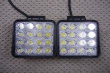 4inch 48W LED Work Light Tractor Truck 12v 24v IP67 SPOT Offroad LED Drive light LED Worklamp