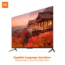 Xiaomi TV 4 55 inch 4.9mm ultra-thin body, borderless design, 2GB+8GB HDR 4K Ultra HD Bluetooth voice Artificial intelligence