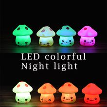 LED Light Relax Toys Colorful Changing Night Light Best Creative Choice For Promotion Activity Present