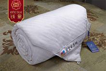 new winter 100% cotton warm comforter pure silk blanket quilt mulberry silk comforters