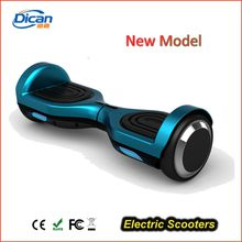 New Style two wheels self balancing scooter electric hoverboard hand free weight sensor segboard private patent approved design for OEM