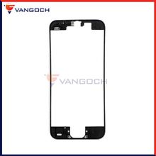 """High quality LCD Holder Middle Bezel Digitizer LCD Frame With Hot Glue For iPhone 5G 5S 5C 6 4.7"""" 6 Plus 6SP 6S 5.5 inch free shipping"""