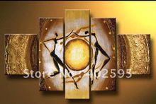 Free shipping Huge size MODERN ABSTRACT CANVAS ART home wall decoration oil painting 100% handmade P12351