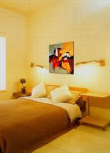 MODERN ABSTRACT CANVAS OIL PAINTING HANDPAINTE ART DECO living room deco mo3