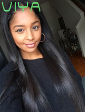 Straight Virgin Hair Malaysian Hair Weave Bundles Human Hair Natural Color WY905C