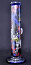 Spiderman Iron Man Skull Decals Paper Shampoo bongs