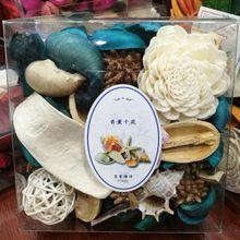 Primitive Bowl Fillers Potpourri dried flowers petals Decorative Fragrant natural batanical flowers boxes scented dry flower Ocean breeze