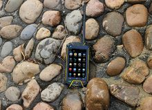 The telecommunication products walkie talkie rugged waterproof mobile phone,