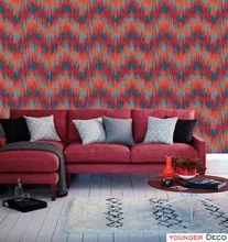 Europe Modern 3d wallpaper Geometric wallpaper for home decoration