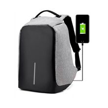 Multifunction Anti-theft Laptop Notebook Backpack With USB Charging Port Oxford fabric Large Capacity Hidden Zipper Travel Backpacks