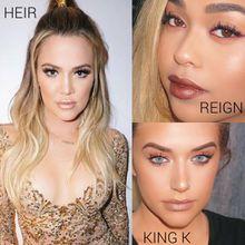 HOT Kylie single Lipstick by kylie jenner Velvetine Liquid Matte Lipstick Lip Gloss Makeup Cosmetic Best Quality