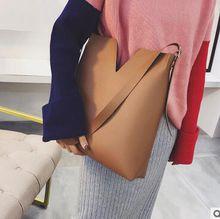 European women V shoulder bag