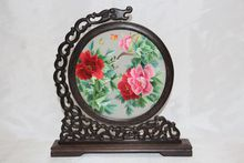 Small ornaments Gift Intangible cultural heritage Embroidery Home Furnishing decoration