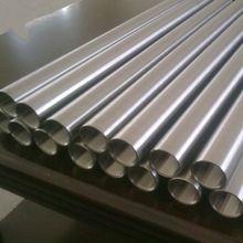 Titanium alloy tube of round rod titanium alloy