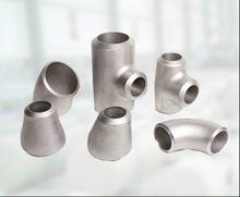 Grade 2 Titanium Fitting ASTM B363 Seamless High Quality Titanium Pipe Elbow