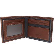 Classic Slim Wallet - 10 Card Holders - Cash, Coins or Keys