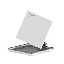 Portable uSat Flat Satellite Terminal Ku/Ka Band VSAT Antenna