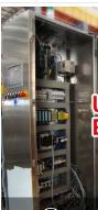 Computer room UPS power distribution cabinet