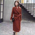 Woolen coat 2