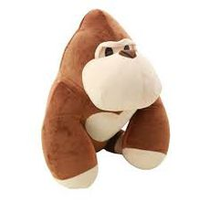 Gorilla plush toy