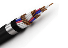 Wire Woven Shielded Cable