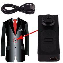 New Key Chain Design Mini Spy Camcorder Lightweight Hidden Spy Cameras Portable Security Recorder Spy Button DV A0060
