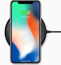 2018 Best Goophone X Wireless Charger Face ID Quad Core 256GB ROM MTK6735 1920*1080 12 MP Dual Camera Glass back Unlocked Smartphon