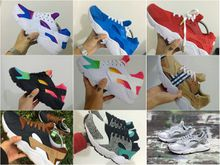 2017 Newest Drop Shipping Trainers Huarache iD Mens Womens Running Shoes Air Sneaker Trainers Size 36-45
