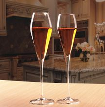 Lead-free Crystal Champagne Flutes Cocktail Goblet,Wine Cup Suitable for Restaurant,Home And Any Kinds Party