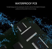 Adjustable waterproof Unique looking Rabox Semi-mechanical Voltage Regulator Box Electronic Cirgarattes CPU Chassis -Ray Box