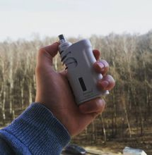 Stealth Vaping Pocket Mod Overheating Protection E Vaping Smoant Knight V1 TC Pocket Mod with 60W Output Power