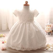 lace material comfortable design baby girl party dress children frocks designs cotton one piece party dress