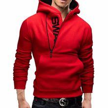 Men Hoddies Plus Size Men's Casual Hoodies Sweatshirt Fashion Brand Sweatshirt Zipper Coat Large Size M-5XL