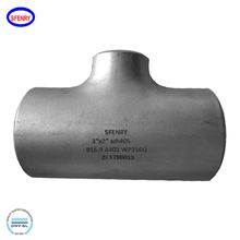 Asme b16.9 stainless steel TEE A403 WP316/304