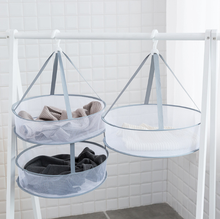 Sweater special drying rack sweater sweater socks down jacket underwear home tile drying artifact net bag clothes basket