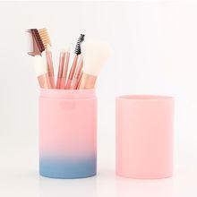 Professional 12 pcs makeup brush set eyeshadow cosmetics brushes face beauty tools