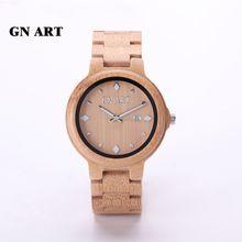 Wood watch Quartz watch man watches woman watches Beautiful watch Business watches