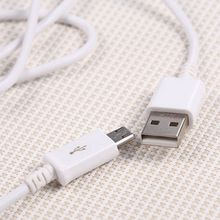 PowerLine Micro USB Data Line Durable Charging Cable with 9000+ Bend Lifespan for Samsung, Nexus, LG, Motorola, Android Smartphones