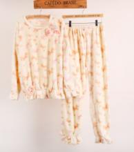 Flannel pajamas 260gms $7