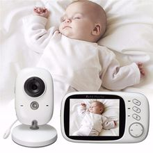 3.2'' LCD Display Wireless Video Baby Monitor With Digital Camera