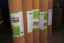 Odorless Medium Fine Cork Rolls